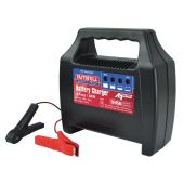 Vehicle Battery Charger 20-65Ah 4 amp