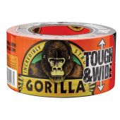 Gorilla Tape® Tough & Wide 73mm x 27m Black