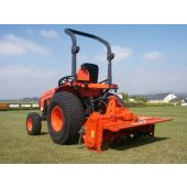 Rotovator for 60HP Tractor