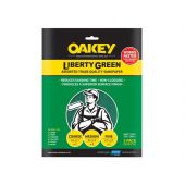 Liberty Green Aluminium Oxide Sheets 230 x 280mm Assorted (3)
