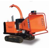 Wood Chipper Tracked – 150mm Capacity
