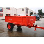 Tipping Trailer for 60HP 3 Ton Tractor
